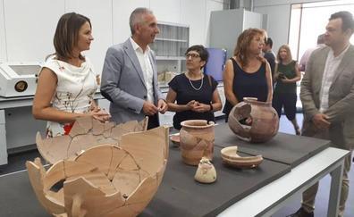 La exposición permanente del Museo Íbero de Jaén tendrá 3.357 piezas y habrá que esperar a 2021 para verla al completo