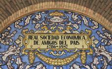 El Rey recibe a la Económica de Jaén