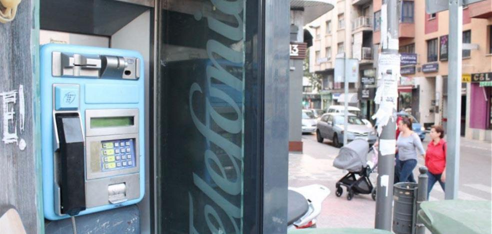 Segunda vida para cabinas telefónicas de la capital como puntos de información turística