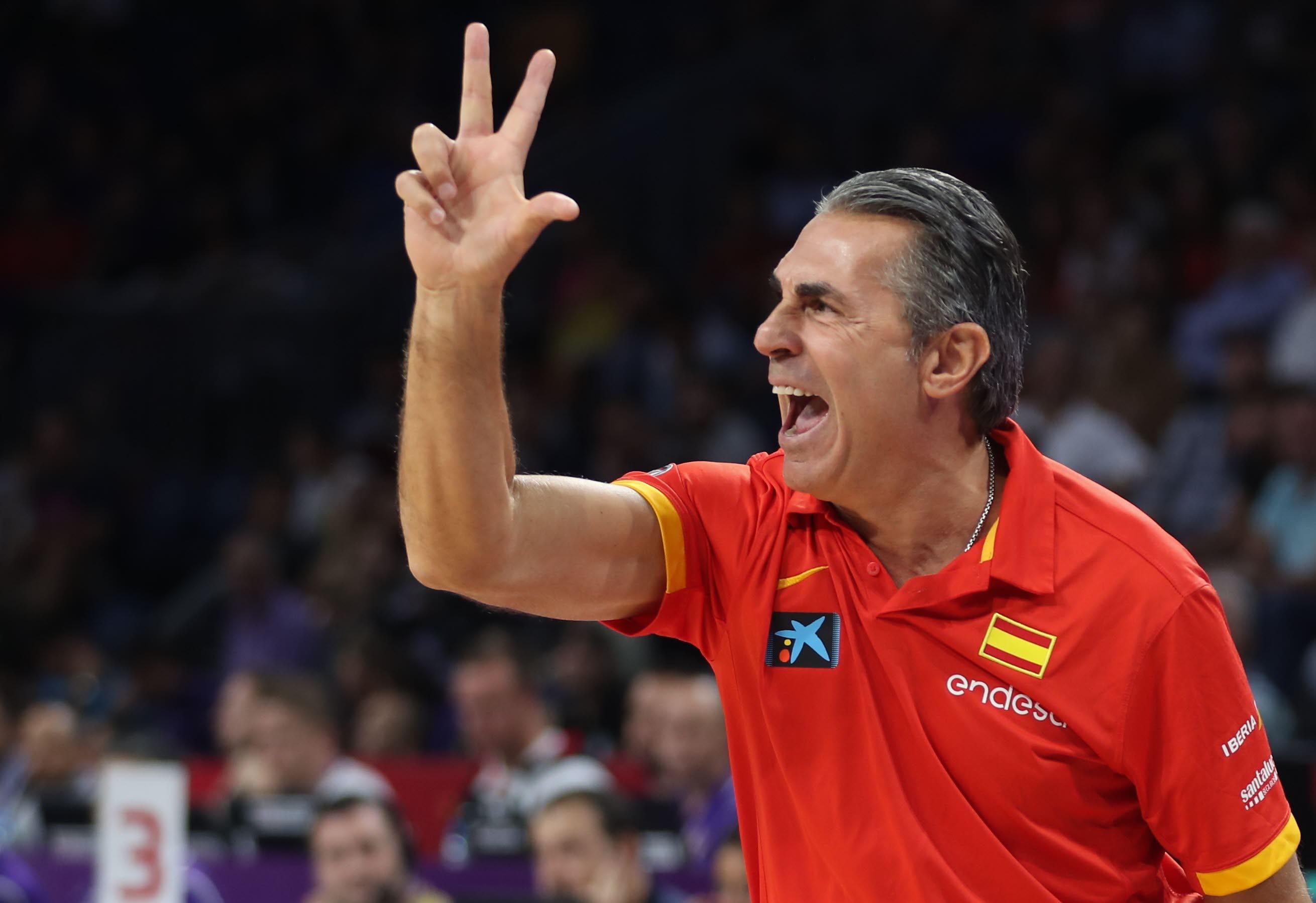 Garbajosa no tiene «un plan B» si Scariolo se va a la NBA