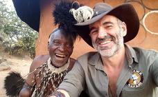 El español que fue a desactivar minas a África: «Me han disparado, apuñalado, he pasado por peleas y por cuatro malarias»