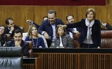 La alusión de los casadistas a 40 años de fracaso en Andalucía incomoda en el PP-A