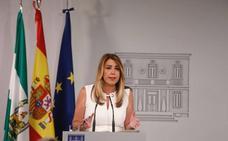 Susana Díaz urge al Gobierno a reunir a todas las CCAA para «distribuir el esfuerzo» en inmigración