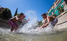 Activada la alerta sanitaria en Granada por exceso de calor