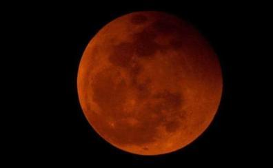 ¿Dónde ver la 'luna de sangre' en Jaén?
