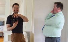Esta es la dieta que permitió a un médico perder más de 57 kilos