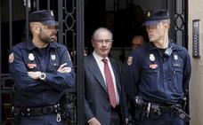 El juez cita el lunes a Rodrigo Rato en la investigación por blanqueo