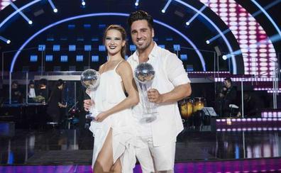 La pareja de moda: Bustamante y Olina arrasan en TV