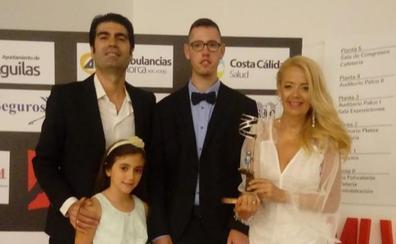 La almeriense Nieves Gómez, premiada en el Festival de Cortos de Águilas