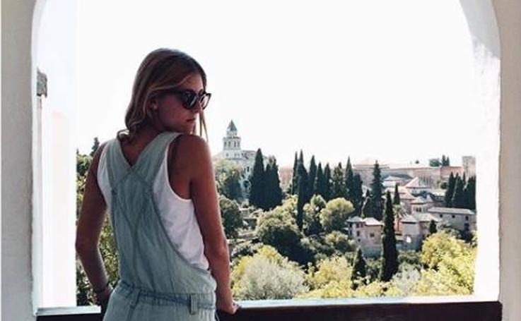 Los 3 lugares favoritos de la instagramer granadina más internacional