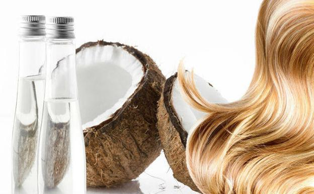 Es bueno el aceite de coco para el cabello