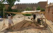 Un estudio previo arqueológico determinará las patologías y humedades de la muralla sur de La Alcazaba de Almería