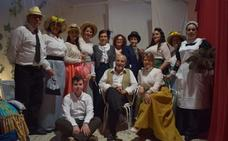 La asociación 'Veremos a ver' saca el teatro a las calles de Bedmar
