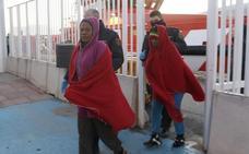El centro de detención del puerto suspende en infraestructuras y atención al migrante