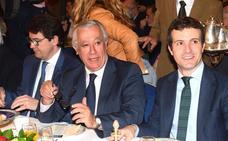 Casado retira a Arenas de la primera línea política después de treinta años
