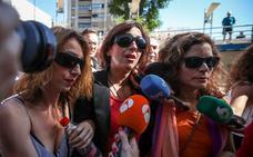 Juana Rivas, tras la condena a cinco años de prisión: «Voy a seguir luchando»