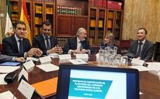 Empresarios de Almería piden que el Corredor Mediterráneo llegue en 2023 sin retrasos