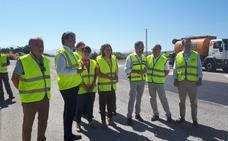 Mejoras en un tramo de 36 kilómetros de la A-306 entre Torredonjimeno y Porcuna