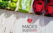 II Edición del Máster Propio en Alimentación, Ejercicio y Deporte para la Salud (Food & Fit)