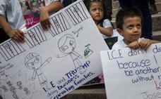 Los errores dejan a cientos de niños sin sus padres en EE UU