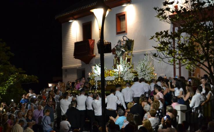 Procesión de Santa Ana en Atarfe