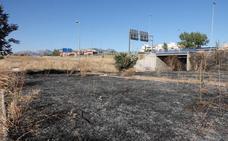 Extinguido el incendio agrícola en Maracena