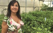 «Ante Naciones Unidas me sentí una mujer agricultora queponía voz a todas las mujeres rurales»