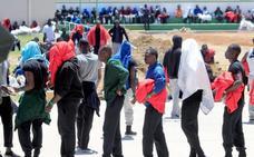 El Gobierno reclama a Europa ayuda «de emergencia» por la creciente llegada de inmigrantes