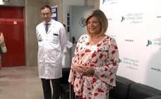 Terelu regresa al hospital por un «tremendo dolor»