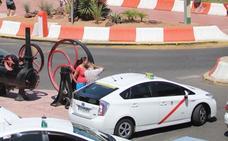 Taxistas de Almería alertan de que secundarán la huelga nacional