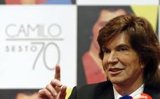 Camilo Sesto, ingresado por un cólico renal aunque su estado no es grave