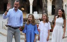 La princesa Leonor ya es toda una influencer en moda