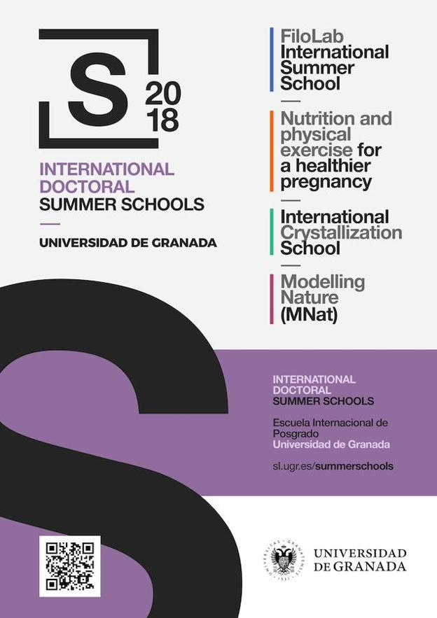 La Universidad de Granada organiza 'International Doctoral Summer Schools 2018'