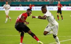 La 'era Lopetegui' empieza con una derrota ante el Manchester United