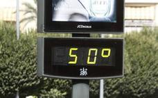 El Infoca advierte del riesgo hoy, en alerta naranja por la ola de calor