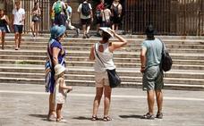Los termómetros más altos del verano en Granada