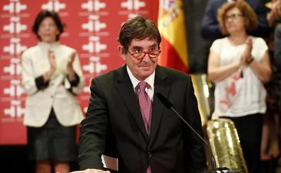 García Montero dice que «sueña» con abrir centros Cervantes en Washington y Miami y expandir el español en África y Asia