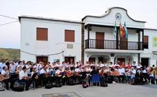 Mecina Bombarón acoge un recital de música con grupos de cuerda y canto de Ugíjar, Alpujarra de la Sierra y Lobras