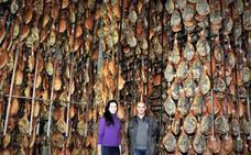 La empresa de jamones más antigua de Trevélez cumple 67 años