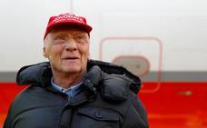 Niki Lauda, en estado grave tras un trasplante de pulmón
