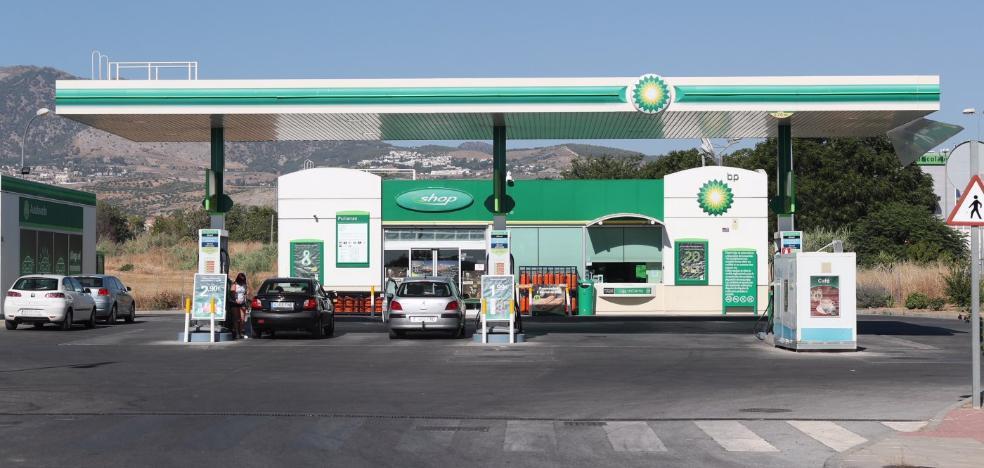 Detenido el presunto autor de tres atracos en una sola tarde a gasolineras del Cinturón
