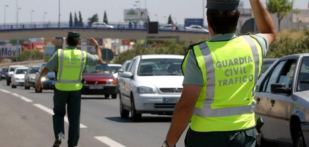Los accidentes de tráfico producidos en vías urbanas se duplican en diez años