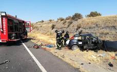 Accidente mortal en Tabernas