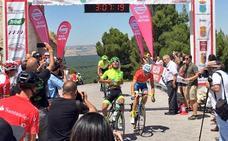 El ciclista sexitano Carlos Rodríguez Cano se proclama campeón de España junior