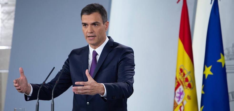La época de Pedro Sánchez