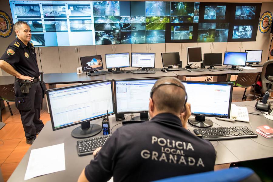 Seis horas de patrulla nocturna con la Policía Local