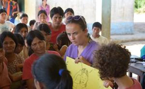 La matrona que se hizo voluntaria para ayudar a los demás: «Seguiré mientras pueda»