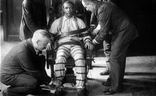 El «espantoso» final del primer ejecutado en la silla eléctrica