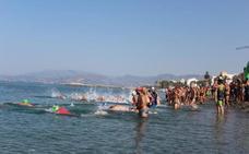 Torrenueva se lanza al mar para celebrar la III Travesía a nado