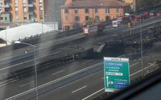 Al menos un muerto y más de 60 heridos en la explosión de un camión cisterna en Italia